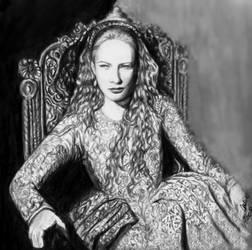 Blanchett - Queen Elizabeth I by CezLeo