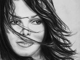 Janet Jackson-Entertainer by CezLeo