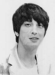 Jung Yong Hwa Without Blue by CezLeo