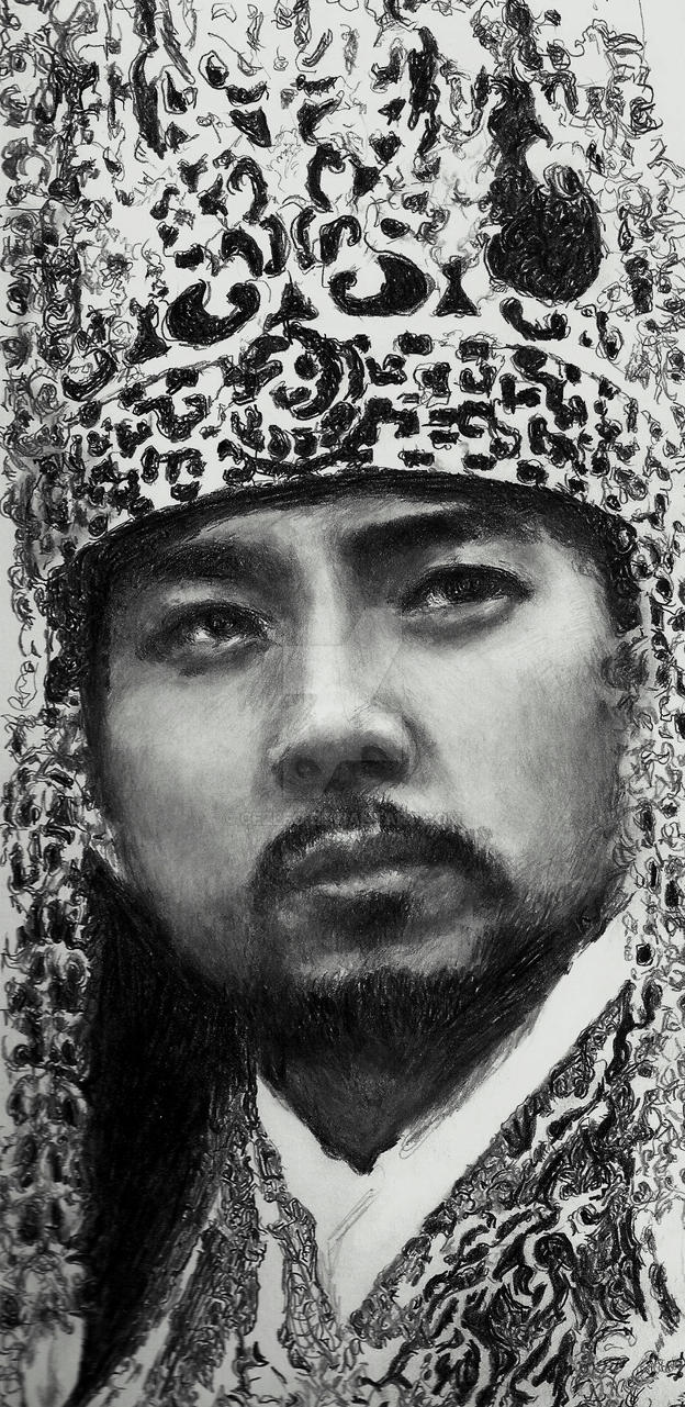 Song Il Gook as Jumong