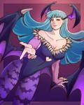 Fan Art: Morrigan Aensland