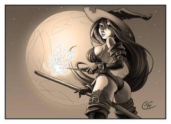 Witch by ZigEnfruke