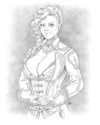 The Countess by ZigEnfruke