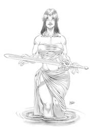 Dame du Lac