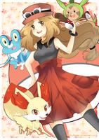 Pokemon XY by RikkuHanari