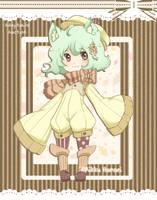 Cocoa -Auction CLOSED- by RikkuHanari