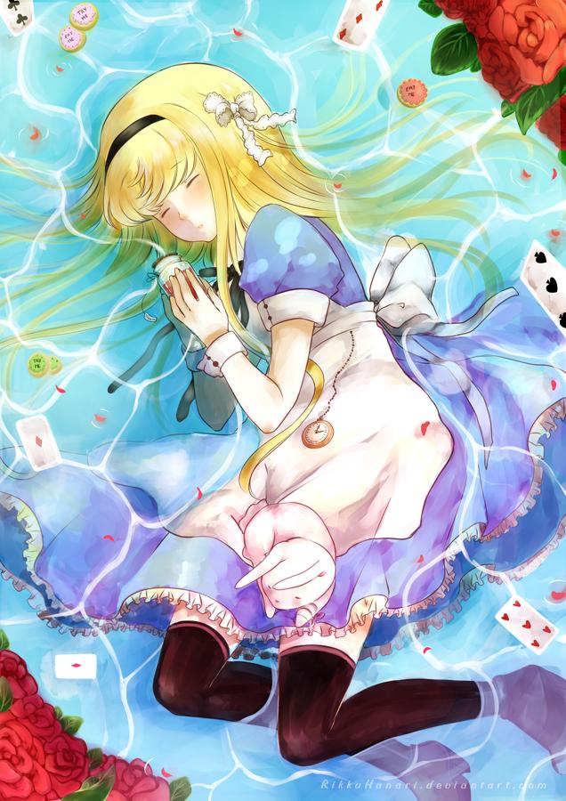 Are you still dreaming, Alice? by RikkuHanari
