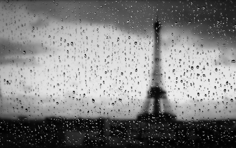 Paris Rain by Puunkzinhu