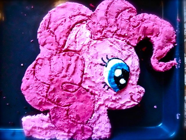 PINKIE PIE CAKEEE :3 by nadiki