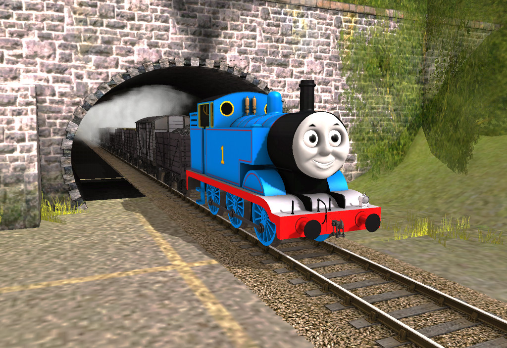 Thomas And The Trucks By SteamAttack On DeviantArt