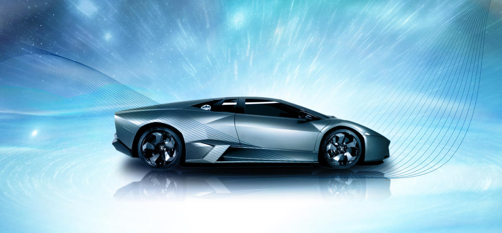 Lamborghini Reventon by omarnejai