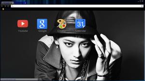 Tao Exo Teaser Comeback Google Chorme Theme By nrj