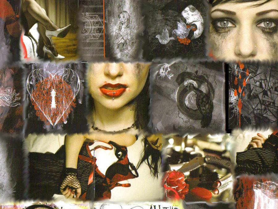 Your Latest Fashion Wallpaper by MsBrandyDoll