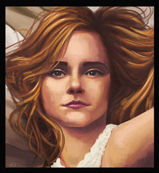 Emma Watson by shubacca