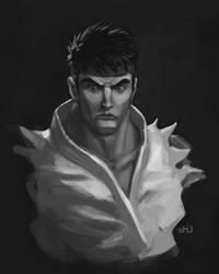 Ryu by shubacca