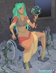 Aeliah - Daughter of Jafar