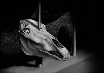 Unicorn by CapeKelpie