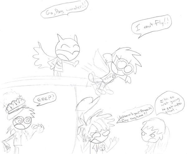 Matt...Comic...Random...ness by Rapthorn2ndForm