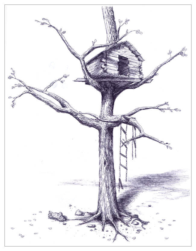 treehouse by pwg