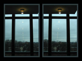 ghost lights stereoscopic by pwg