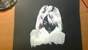 Negative Girl by MichiruYami