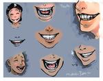 Teeth (Sketch Set)