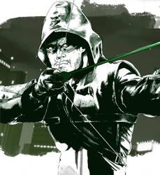 Oliver Queen|Green Arrow