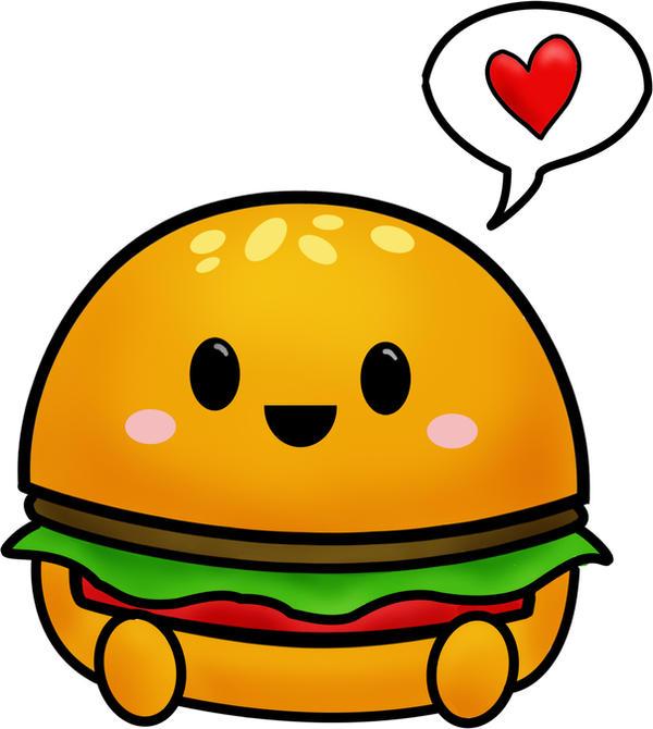 cartoon hamburger wallpaper - photo #25