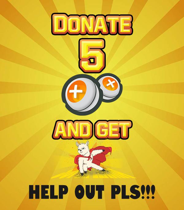 Donate by gaviju