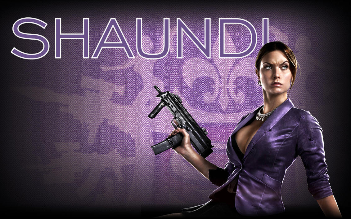 Saints Row 4 Wallpapers: Saints Row IV: Shaundi Wallpaper By HRDLA On DeviantArt