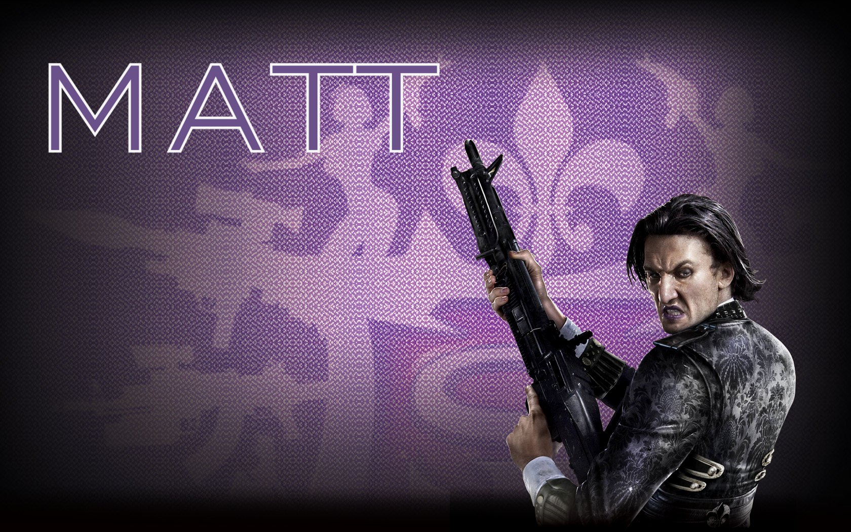 Saints Row 4 Wallpapers: Saints Row IV: Matt Wallpaper By HRDLA On DeviantArt