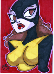 shadow cat : x-men by LanceSawyer