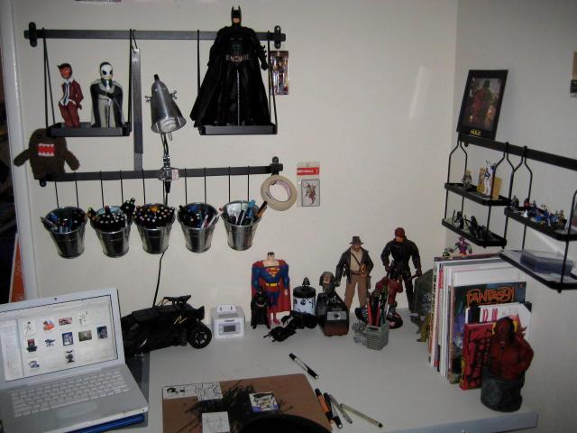 new set up.