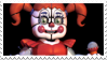 ~*{ Circus Baby Stamp*} by RippleTrash