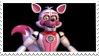 ~* Funtime Foxy Stamp* by ColorDream123