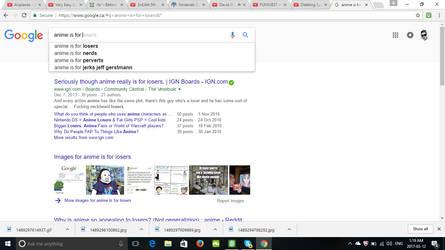 Google doesnt lie LEL