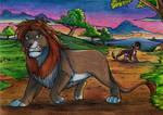 It's not over yet, Mwongo! by WildShoshana