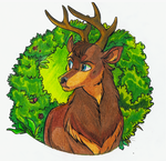 Brown Prince by VagabondHeartt