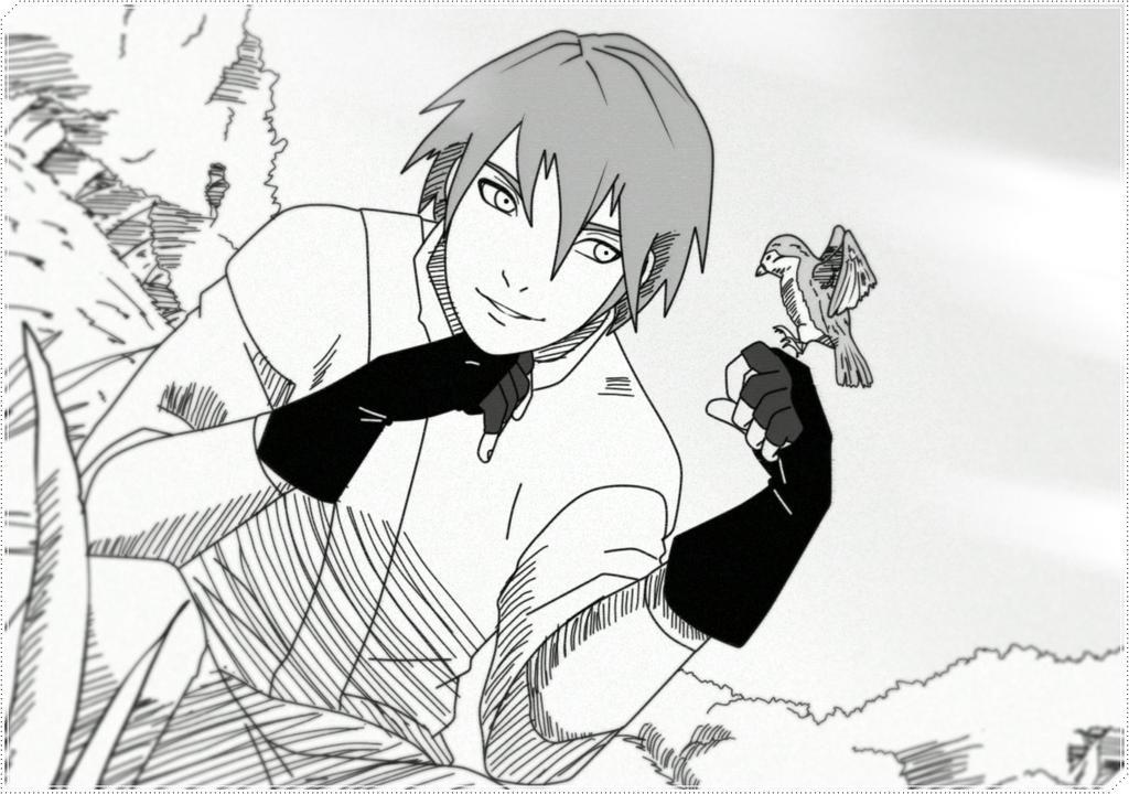 Ryuichi Manga version by YukiLilaPudel