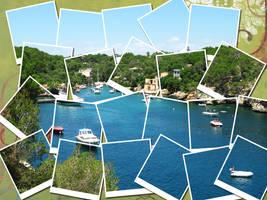 Mallorca Harbor by vincitrice
