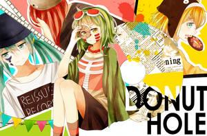 DonutHole by Awkoku