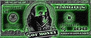 Famous 'Got Money' by sumwununknown