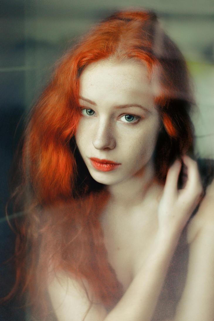 Fire hair by anaispopy