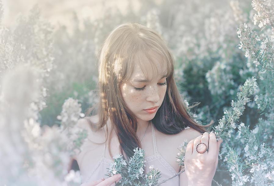 The sweet lila by anaispopy