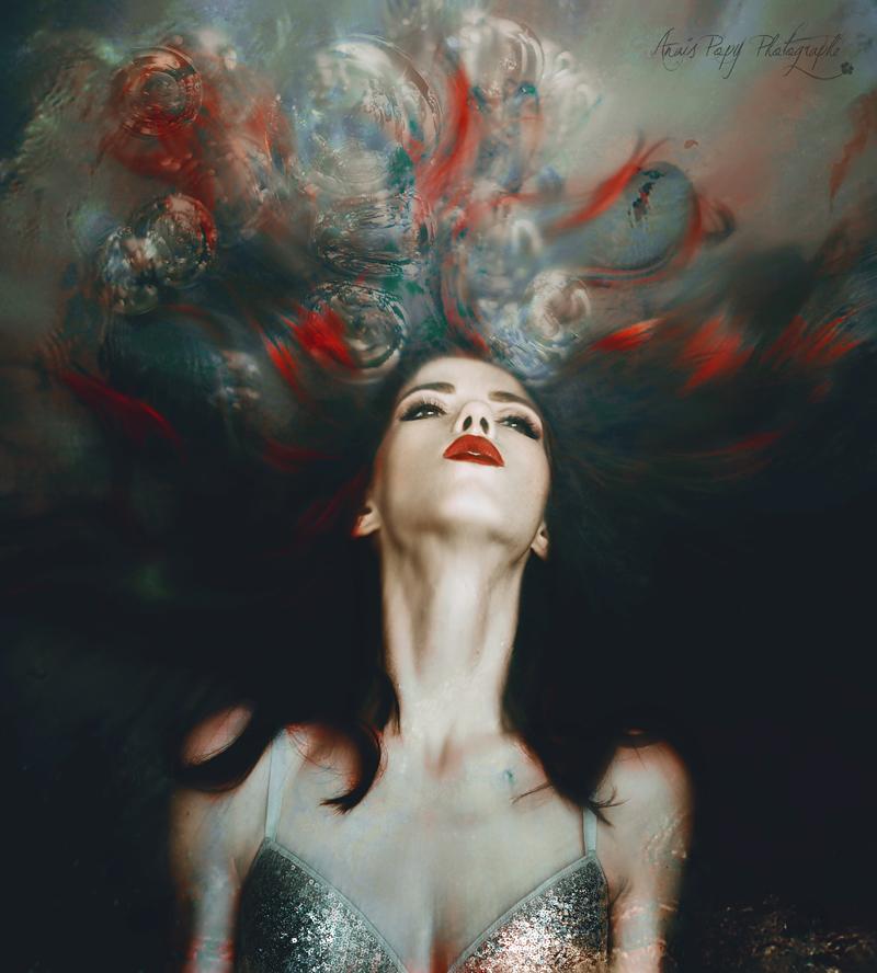 Mermaid by anaispopy