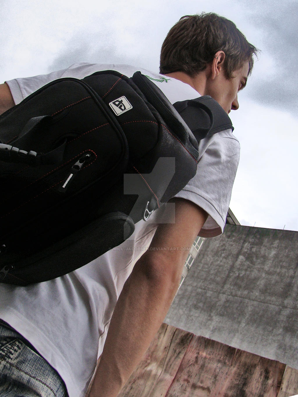 My Deviant Camera Bag by will-jacobsen