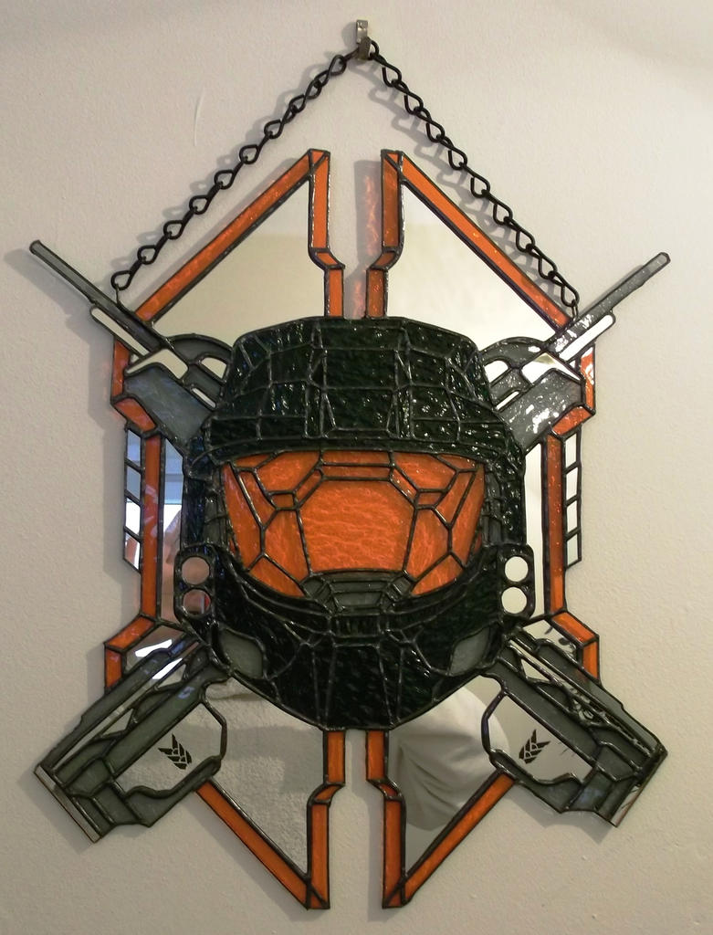 Halo Legendary Spartan Shield by Veggie-San