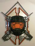 Halo Legendary Spartan Shield