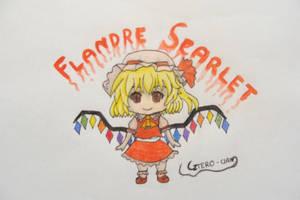 Flandre Scarlet by cztero-cian