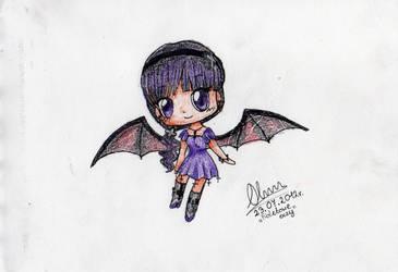 gothic girl by cztero-cian